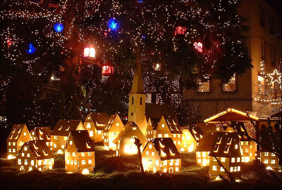 Image De Noel En Alsace.Que Sont Les Marches De Noel En Alsace